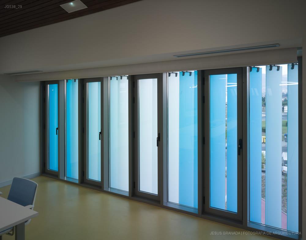 Edificio Inteligente CSI Idea en Ciudad Aeroportuaria ( Jesús Granada )