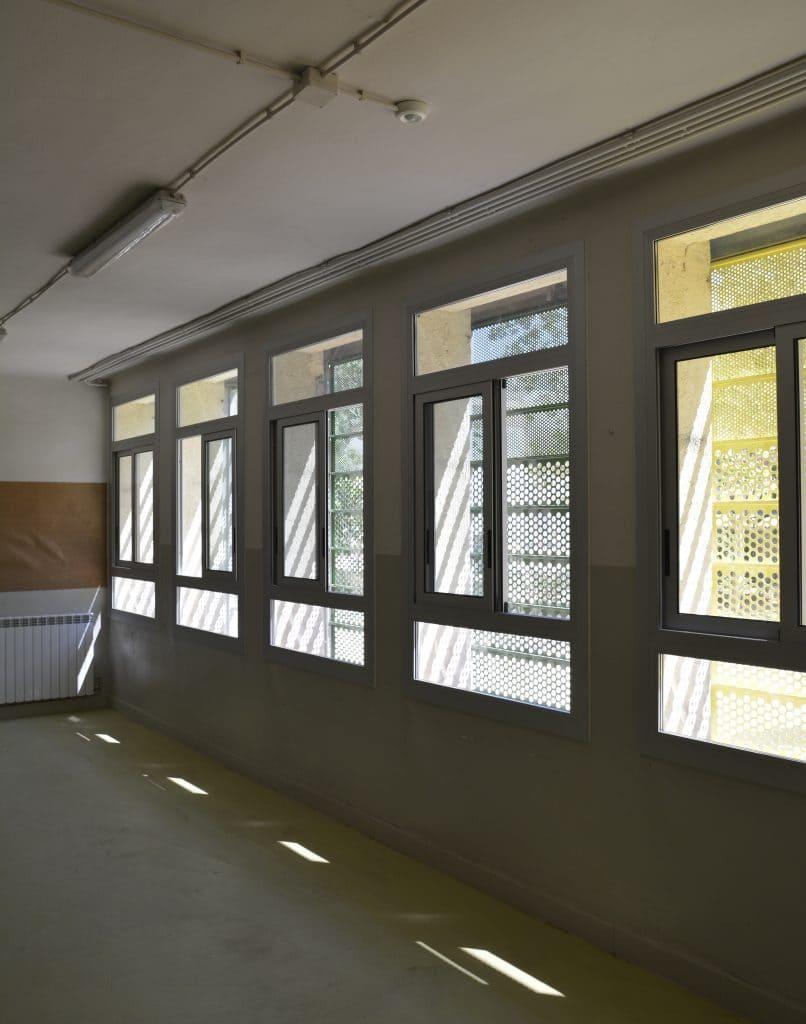 Revestimientos exteriores de aluminio