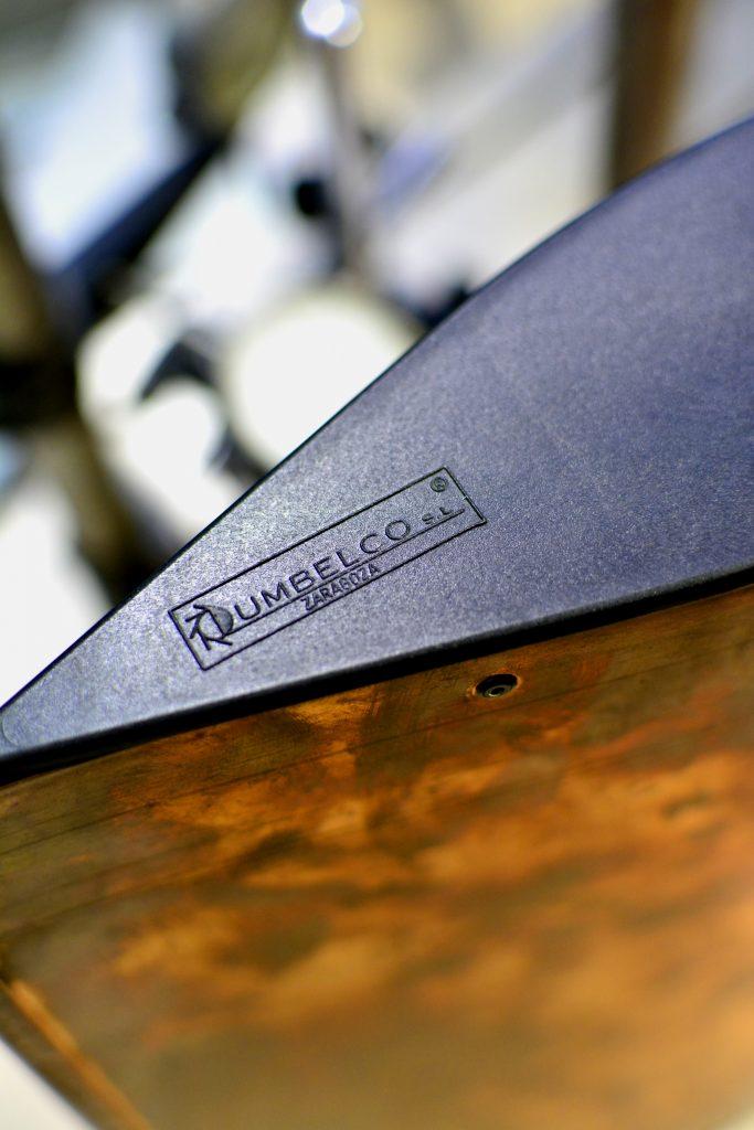 Lamas perfiladas fabricadas en cobre