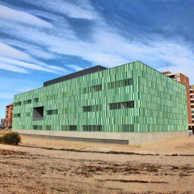 UPR-150 Centro de Salud Almozara