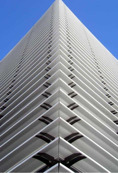 lamas de aluminio para oficinas